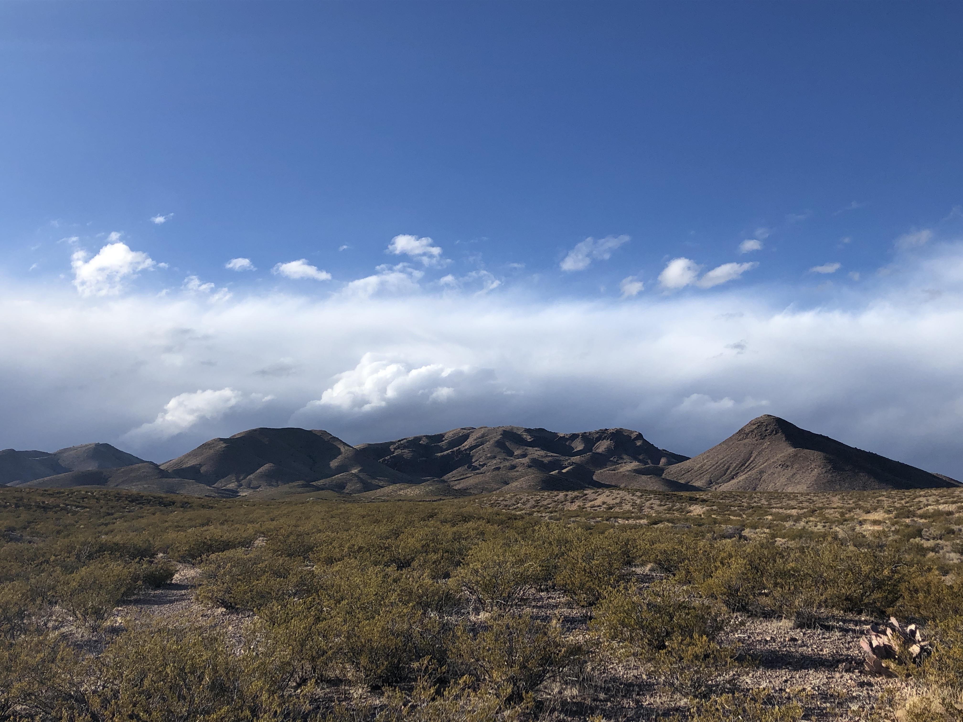 Chupadera Mountains (San Antonio, New Mexico)